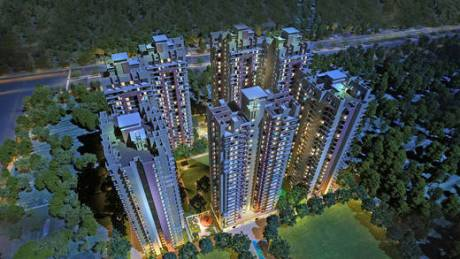 1470 sqft, 3 bhk Apartment in Morpheus Pratiksha Sector 1 Noida Extension, Greater Noida at Rs. 40.5000 Lacs