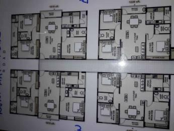 1220 sqft, 3 bhk Apartment in Builder Project Madhurawada, Visakhapatnam at Rs. 34.1600 Lacs