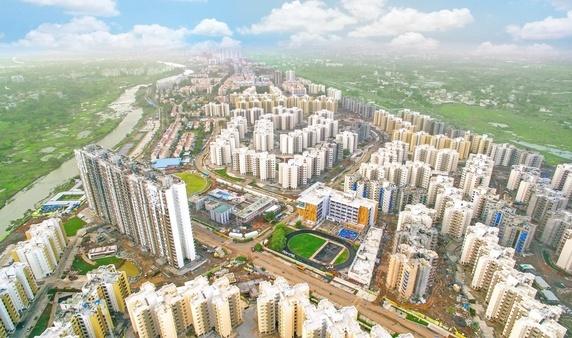 873 sqft, 2 bhk Apartment in Builder lodha code name central park Dombivali, Mumbai at Rs. 58.5000 Lacs