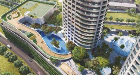 2997 sqft, 3 bhk Apartment in Lodha World One Lower Parel, Mumbai at Rs. 12.5000 Cr