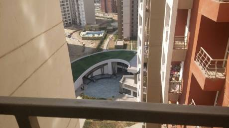 1330 sqft, 2 bhk Apartment in 3C Lotus Panache Sector 110, Noida at Rs. 16000