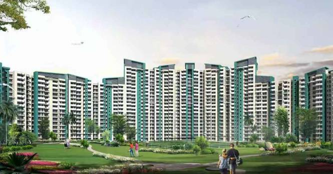 1290 sqft, 3 bhk Apartment in Ajnara Homes Sector 16B Noida Extension, Greater Noida at Rs. 9000