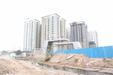 1400 sqft, 2 bhk Apartment in SMR Vinay Iconia Serilingampally, Hyderabad at Rs. 89.4200 Lacs
