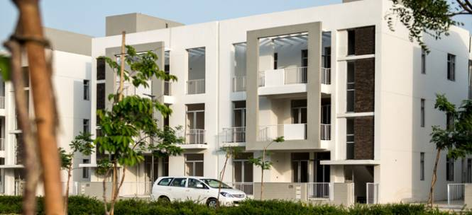 1800 sqft, 4 bhk BuilderFloor in Vatika INXT Floors Sector 82, Gurgaon at Rs. 95.0000 Lacs