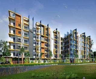 1075 sqft, 2 bhk Apartment in Fortuna Blue Wings Vibhutipura, Bangalore at Rs. 77.0000 Lacs
