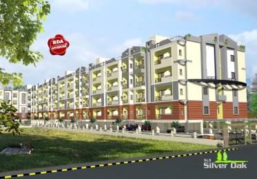 1203 sqft, 2 bhk Apartment in SLS Silver Oak Kodigehalli, Bangalore at Rs. 66.0000 Lacs
