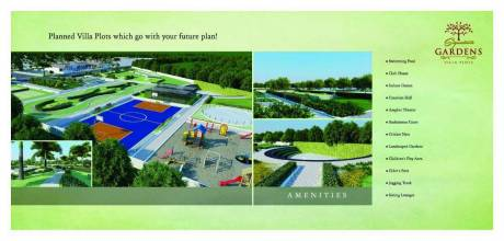 1500 sqft, Plot in Builder Signature Gardens Renigunta Road, Tirupati at Rs. 16.2500 Lacs