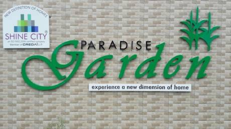 3200 sqft, Plot in Shine Paradise Garden Itaunja, Lucknow at Rs. 27.2000 Lacs