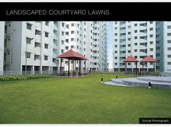 1101 sqft, 3 bhk Apartment in Godrej Prakriti Sodepur, Kolkata at Rs. 47.3000 Lacs