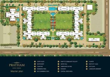 1100 sqft, 2 bhk Apartment in Puri Puri Pratham Sector 80 89, Faridabad at Rs. 44.0000 Lacs