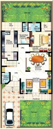 3469 sqft, 4 bhk Villa in Ansal Florence Marvel Sector 57, Gurgaon at Rs. 55000