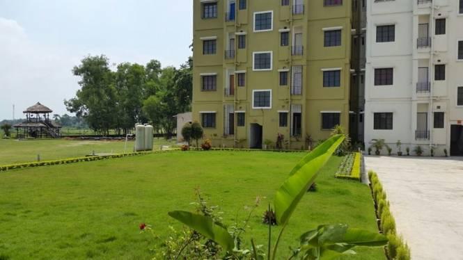 900 sqft, 2 bhk Apartment in Sree Balaji Panthaniwas Phase 3 Daronda, Bolpur at Rs. 22.0000 Lacs