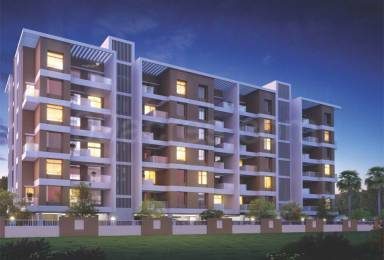 669 sqft, 1 bhk Apartment in Pride Silver Crest Wakad, Pune at Rs. 45.0000 Lacs