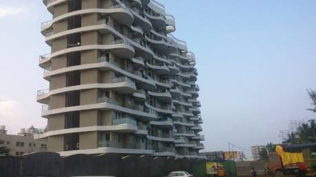 1135 sqft, 2 bhk Apartment in Jhamtani Ace Almighty Tathawade, Pune at Rs. 17000