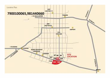 2700 sqft, Plot in Builder Project Sector 108 Mohali, Mohali at Rs. 39.0000 Lacs