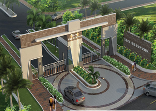 1035 sqft, 2 bhk IndependentHouse in Builder Shilpa hill view park Achutapuram, Visakhapatnam at Rs. 35.0000 Lacs