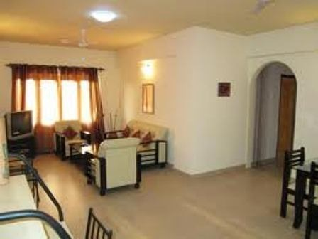 1890 sqft, 3 bhk Apartment in Builder Project Prahlad Nagar, Ahmedabad at Rs. 35000