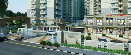 1120 sqft, 2 bhk Apartment in Hawelia Valenova Park Techzone 4, Greater Noida at Rs. 40.3200 Lacs