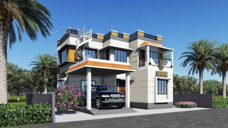 1400 sqft, 3 bhk IndependentHouse in Sonakshi Dream Township Project Joka, Kolkata at Rs. 32.0000 Lacs