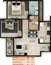 960 sqft, 2 bhk Apartment in Salarpuria Sattva Misty Charm Talaghattapura, Bangalore at Rs. 66.0000 Lacs