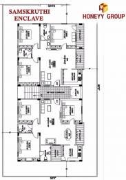 1500 sqft, 3 bhk Apartment in Builder Project PMPalem, Visakhapatnam at Rs. 49.5000 Lacs