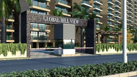 585 sqft, 2 bhk Apartment in Builder global hill view sohna Sector 11 Sohna, Gurgaon at Rs. 20.4400 Lacs