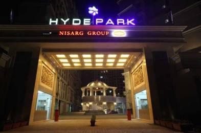 1065 sqft, 2 bhk Apartment in Nisarg Group Hyde Park Kharghar, Mumbai at Rs. 95.0000 Lacs