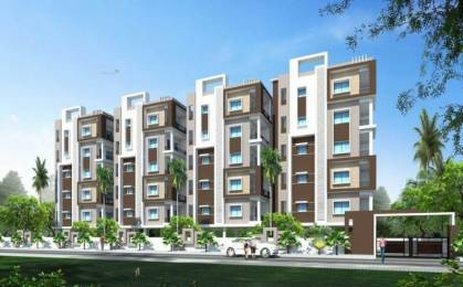 889 sqft, 2 bhk Apartment in Sai Mithra Projects Happy Township Kanchikacherla, Vijayawada at Rs. 15.0000 Lacs