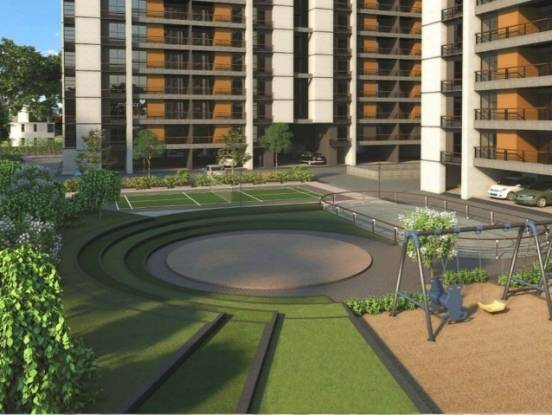 2300 sqft, 4 bhk Apartment in Goyal Orchid Harmony Shela, Ahmedabad at Rs. 90.0000 Lacs