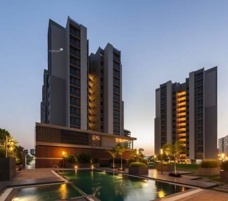 2750 sqft, 4 bhk Apartment in Goyal Riviera Blues Makarba, Ahmedabad at Rs. 1.6700 Cr