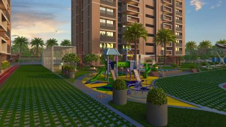 2425 sqft, 4 bhk Apartment in Sun Sky Park Ambli, Ahmedabad at Rs. 87.3000 Lacs