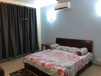 1500 sqft, 3 bhk Apartment in Unitech South City 1 Sector 41, Gurgaon at Rs. 41000