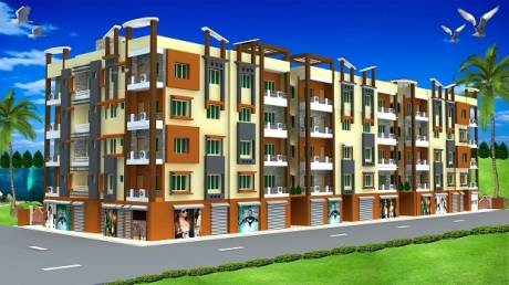 937 sqft, 2 bhk Apartment in Builder KRISHN VATIKA Bhadreswar, Kolkata at Rs. 22.9565 Lacs