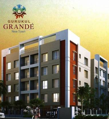 772 sqft, 2 bhk Apartment in Gurukul Grande New Town, Kolkata at Rs. 31.0000 Lacs