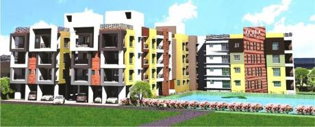 819 sqft, 2 bhk Apartment in Builder SHARADI Chandannagar, Kolkata at Rs. 27.0270 Lacs