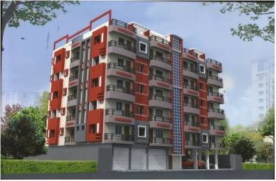 697 sqft, 1 bhk Apartment in Krishti Dream Rajarhat, Kolkata at Rs. 21.6070 Lacs