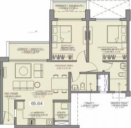 919 sqft, 2 bhk Apartment in Godrej Rejuve Mundhwa, Pune at Rs. 65.0000 Lacs