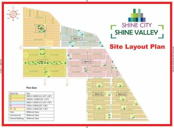 3200 sqft, Plot in Shine Valley Mohanlalganj, Lucknow at Rs. 14.4320 Lacs