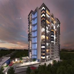 1123 sqft, 2 bhk Apartment in Builder Sowparnika elania Changanassery, Kottayam at Rs. 39.3050 Lacs