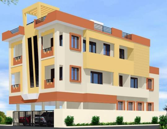1035 sqft, 2 bhk Apartment in TK Jasmine Grove Singaperumal Koil, Chennai at Rs. 35.3600 Lacs