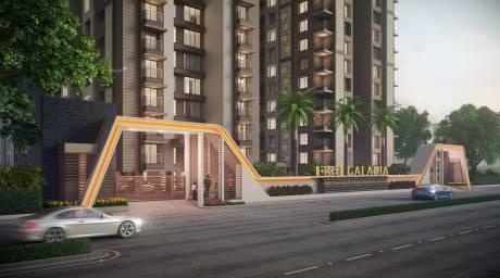 1328 sqft, 2 bhk Apartment in Happy Home Nakshatra Embassy Palanpur, Surat at Rs. 47.5000 Lacs