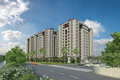 1300 sqft, 3 bhk Apartment in Earth Eden Enclave Palanpur, Surat at Rs. 9000