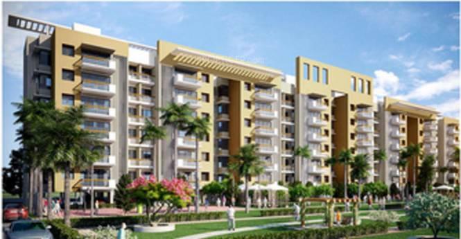 950 sqft, 2 bhk Apartment in Divine Divine City Zone L Dwarka, Delhi at Rs. 28.5000 Lacs