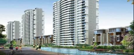 1580 sqft, 3 bhk Apartment in Omaxe The Lake Mullanpur, Mohali at Rs. 66.2020 Lacs