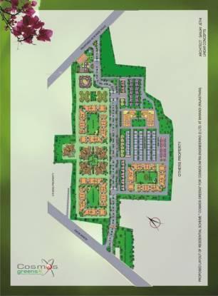1234 sqft, 2 bhk Apartment in Cosmos Greens Sector 18 Bhiwadi, Bhiwadi at Rs. 25.0000 Lacs