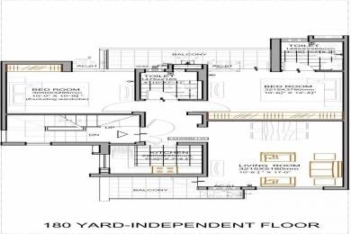 929 sqft, 2 bhk Apartment in Vatika Emilia Floors Sector 82, Gurgaon at Rs. 50.0000 Lacs