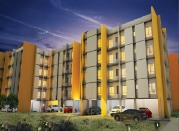 730 sqft, 2 bhk Apartment in Magnolia Nakshatra Barasat, Kolkata at Rs. 13.8700 Lacs