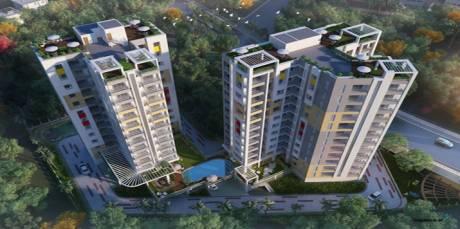 1300 sqft, 3 bhk Apartment in Bhawani Twin Towers Howrah, Kolkata at Rs. 66.3000 Lacs