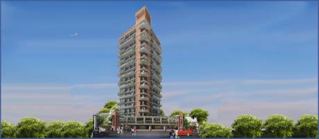 1800 sqft, 3 bhk Apartment in Meridian Homes Mumbai Mystic Sector-27 Nerul, Mumbai at Rs. 35000