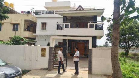 2400 sqft, 4 bhk Villa in Builder Project Yelahanka, Bangalore at Rs. 1.3500 Cr